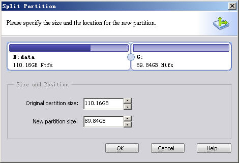 AOMEI Partition Assistant Professional Edition, Hard Drive Software Screenshot