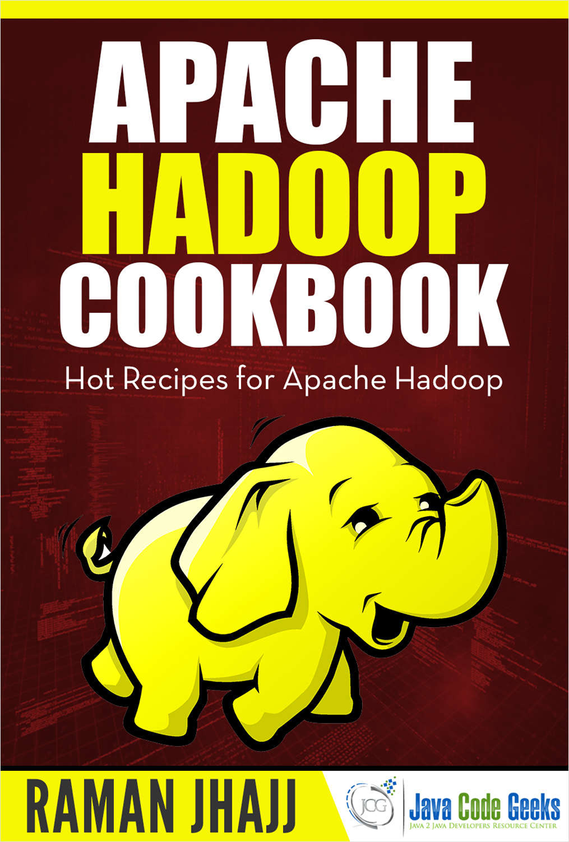 Apache Hadoop Cookbook Screenshot