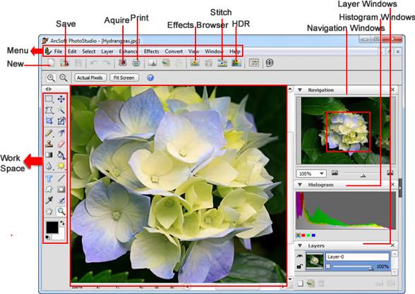 Arcsoft photostudio download.
