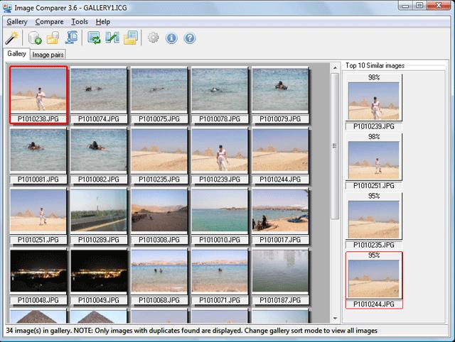 Software Utilities, Audio Comparer + Image Comparer Bundle Screenshot