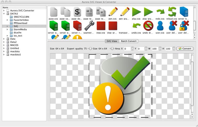 batch convert svg to pdf