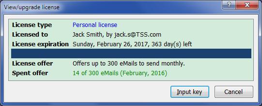 Auto Mail Sender™ Standard Edition Screenshot 15