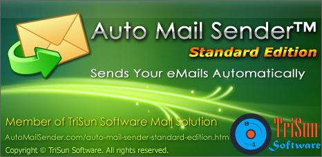 Auto Mail Sender™ Standard Edition Screenshot 10