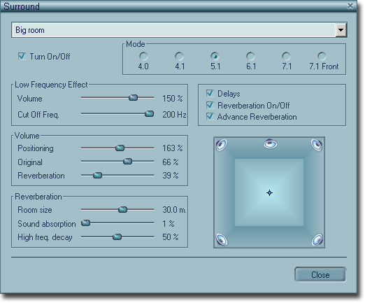 AV Music Morpher, Audio Conversion Software Screenshot