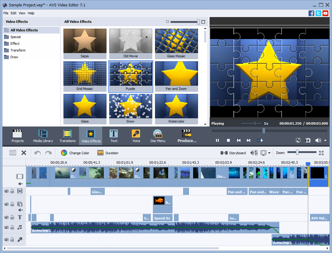 Avs Video Editor For Mac