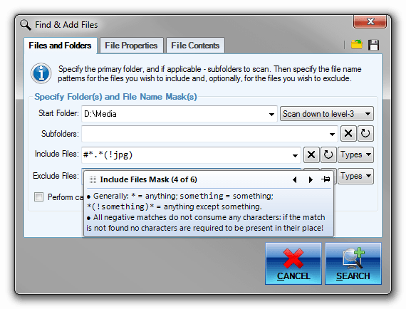 Batch Encoding Converter, Development Software Screenshot