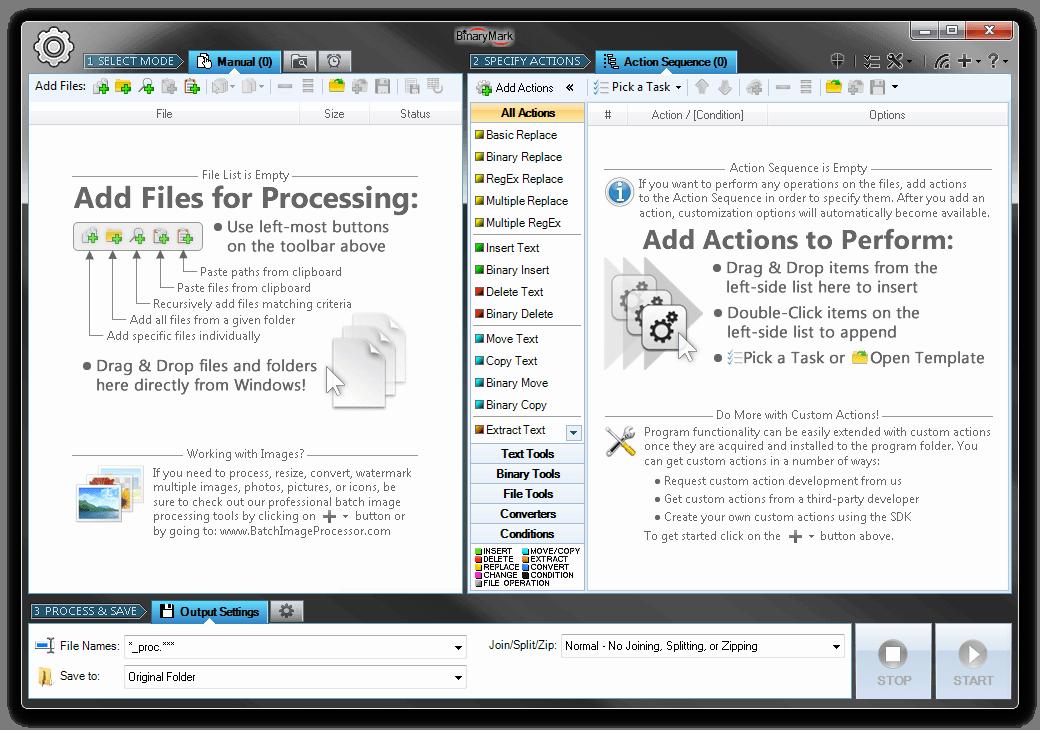 Batch File Rename Screenshot