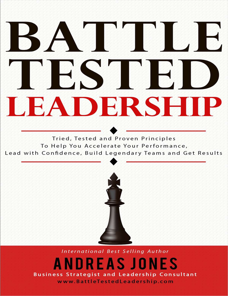 Battle Tested Leadership ($14.95 Value) FREE For a Limited Time Screenshot