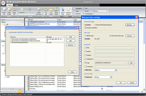 Desktop Customization Software, Desktop Space Software Screenshot
