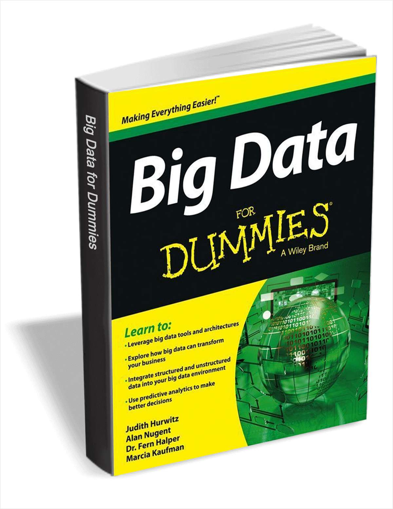 Big Data for Dummies (Free for a limited time!) Usually $19.99 Screenshot