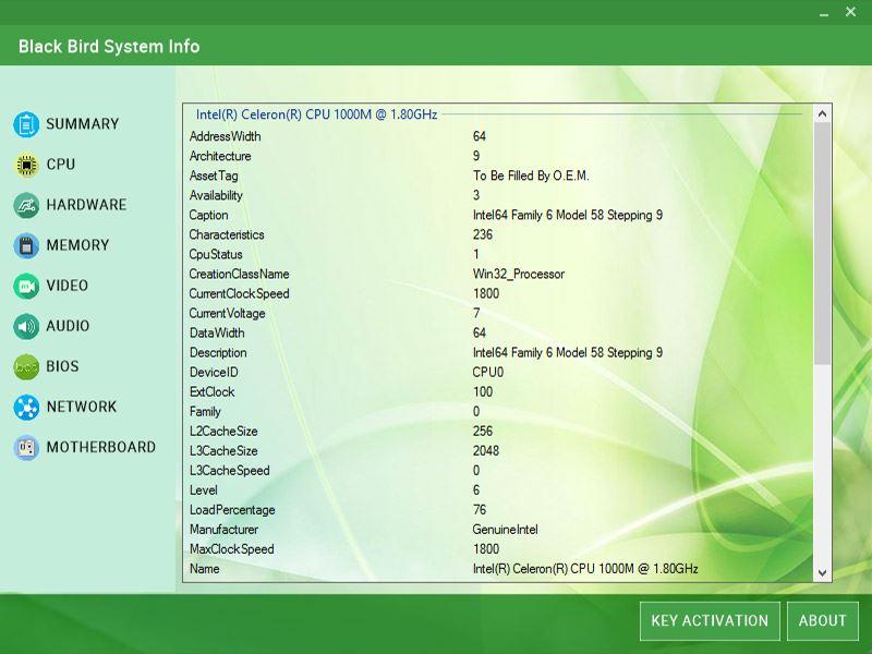 Other Utilities Software Screenshot