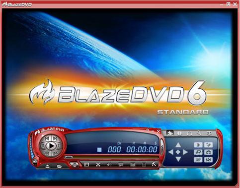 BlazeDVD Professional Screenshot