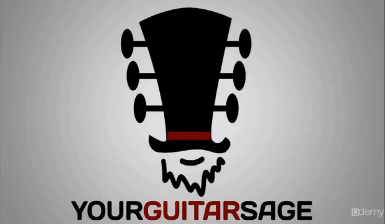 Blues and Advanced Guitar Lessons Screenshot