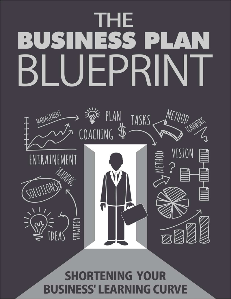 Business Plan Blueprint Screenshot