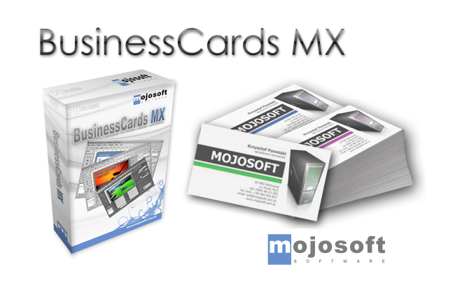BusinessCards MX Screenshot