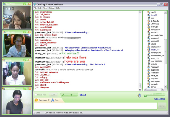 Camfrog Video Chat Instant Messaging Software For Mac Amp Pc
