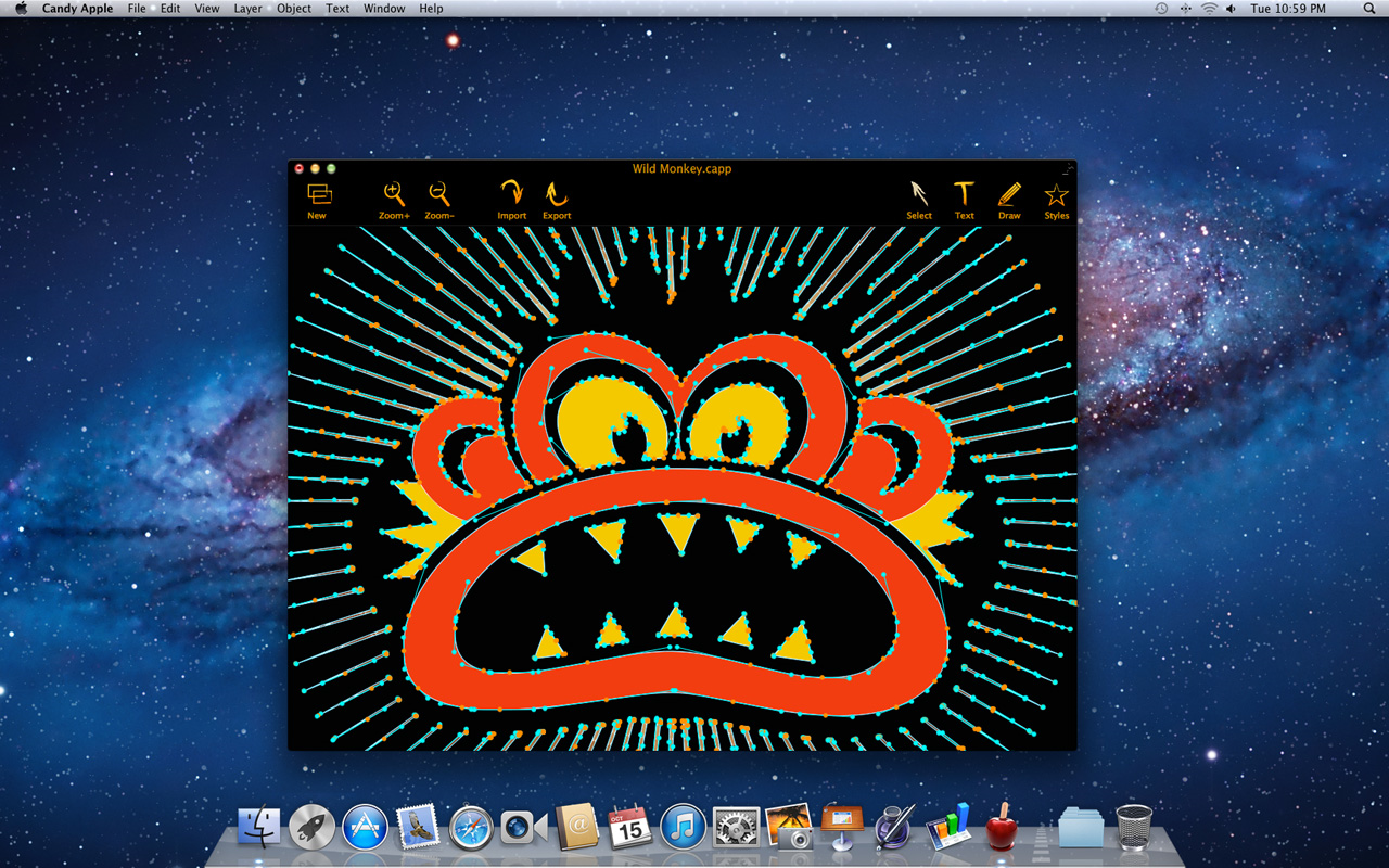 Poster design on mac - Design Photo Graphics Software Screenshot
