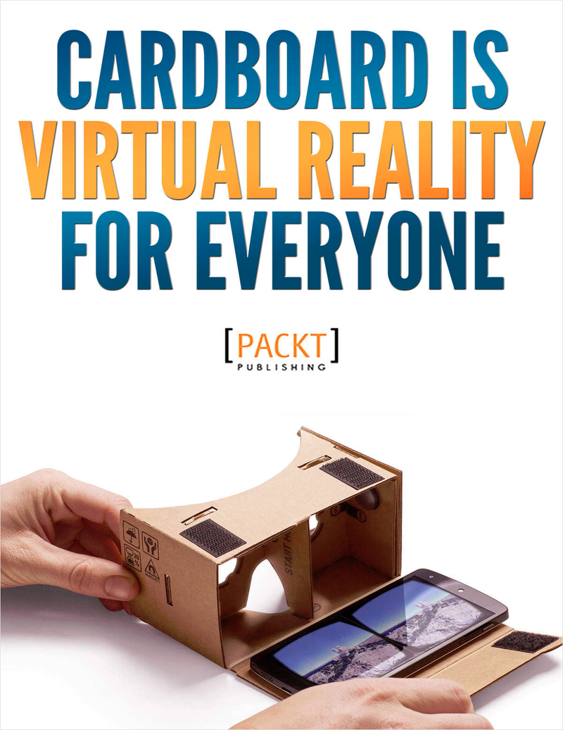 Cardboard is Virtual Reality for Everyone Screenshot