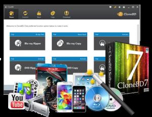 CloneBD Screenshot