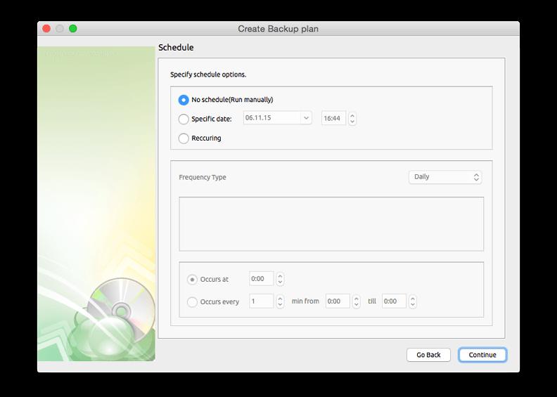 Cloudberry Backup for Mac Screenshot 14