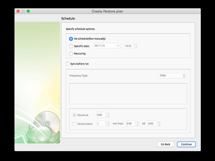 Cloudberry Backup for Mac Screenshot 10