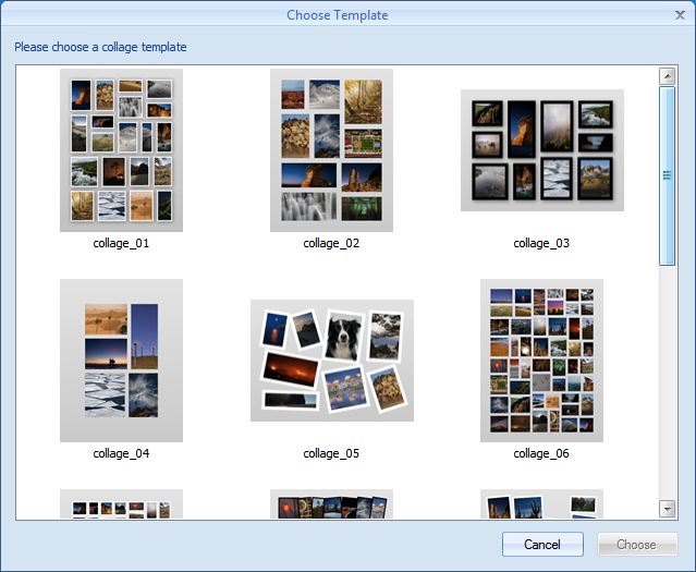 CollageIt Pro Screenshot