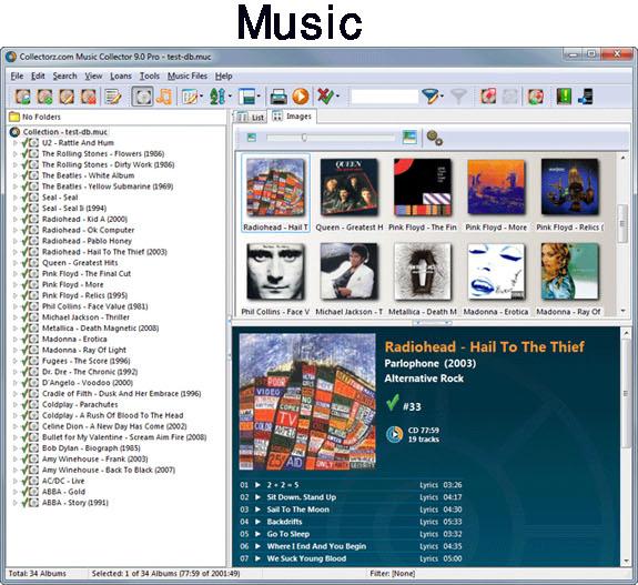 Collectorz.com à la carte! Screenshot 12