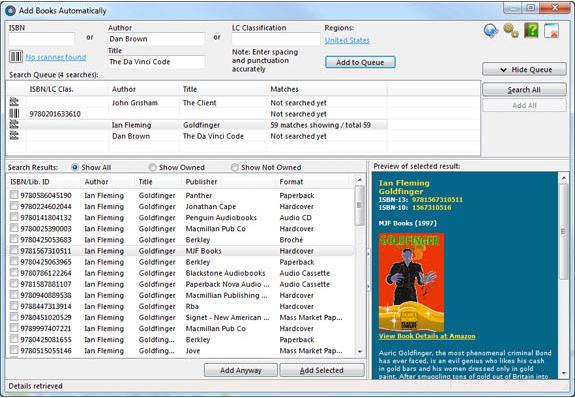 Collectorz.com à la carte!, Other Utilities Software Screenshot