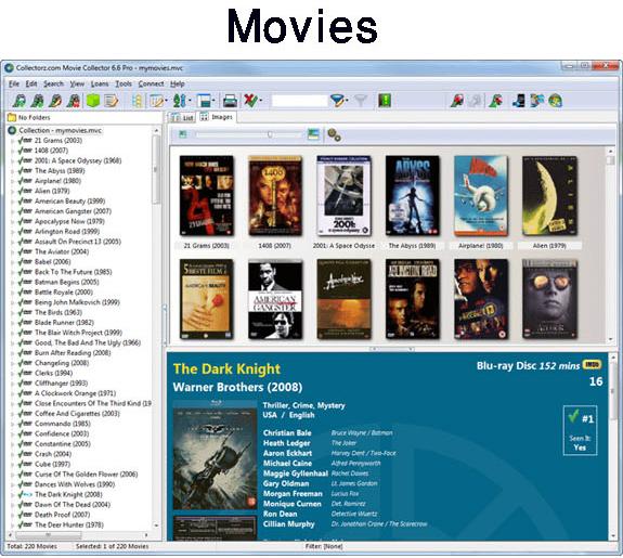 Collectorz.com à la carte! Screenshot 9
