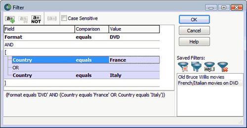 Hobby, Educational & Fun Software, Movie Collector Pro Screenshot