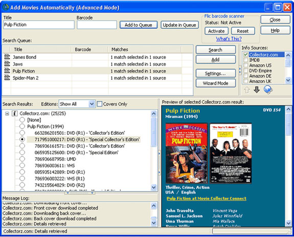 Movie Collector Pro Screenshot 10