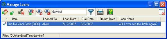 Movie Collector Pro, Hobby, Educational & Fun Software, Cataloging Software Screenshot