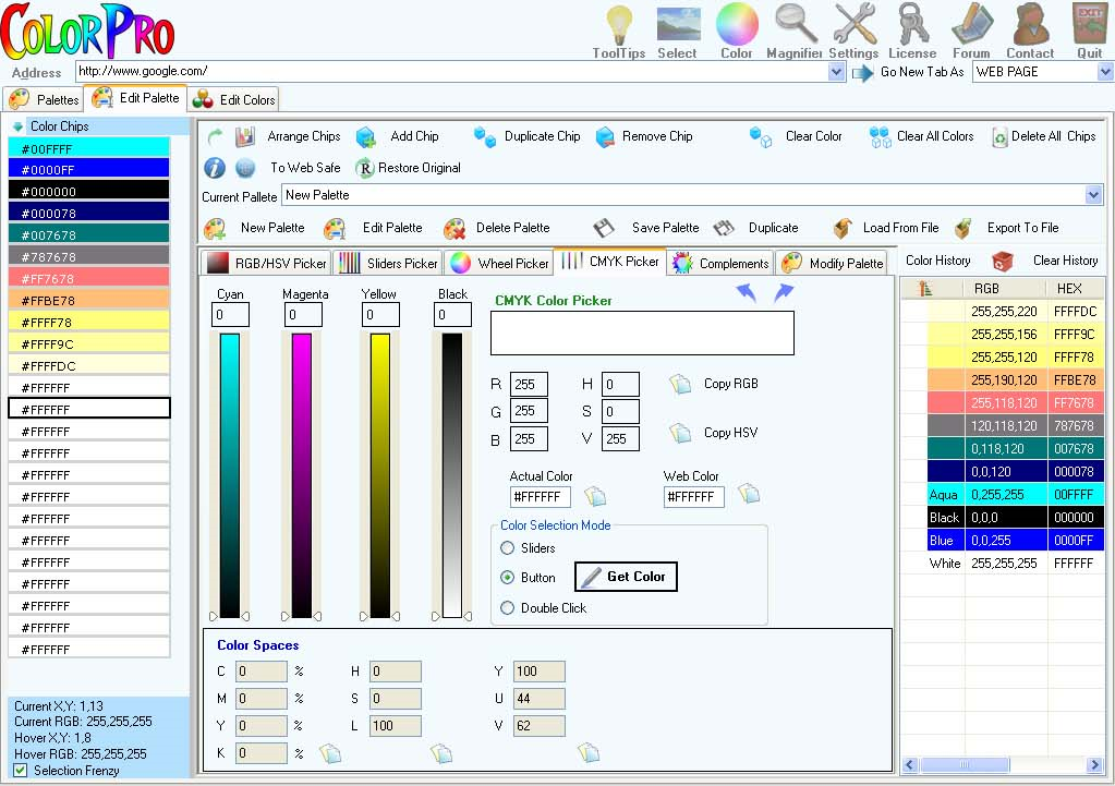 ColorPro Screenshot 10