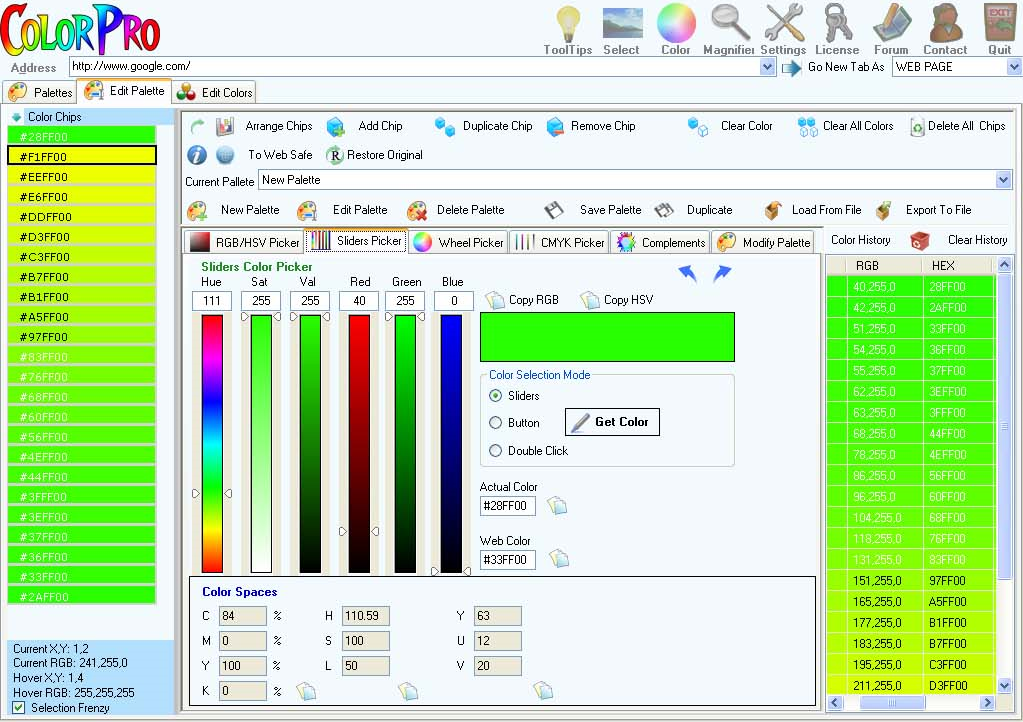 ColorPro Screenshot 8