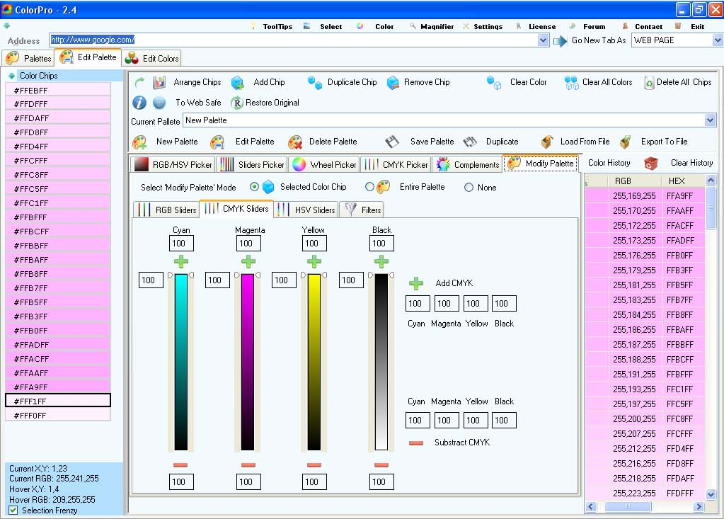 ColorPro Screenshot 13