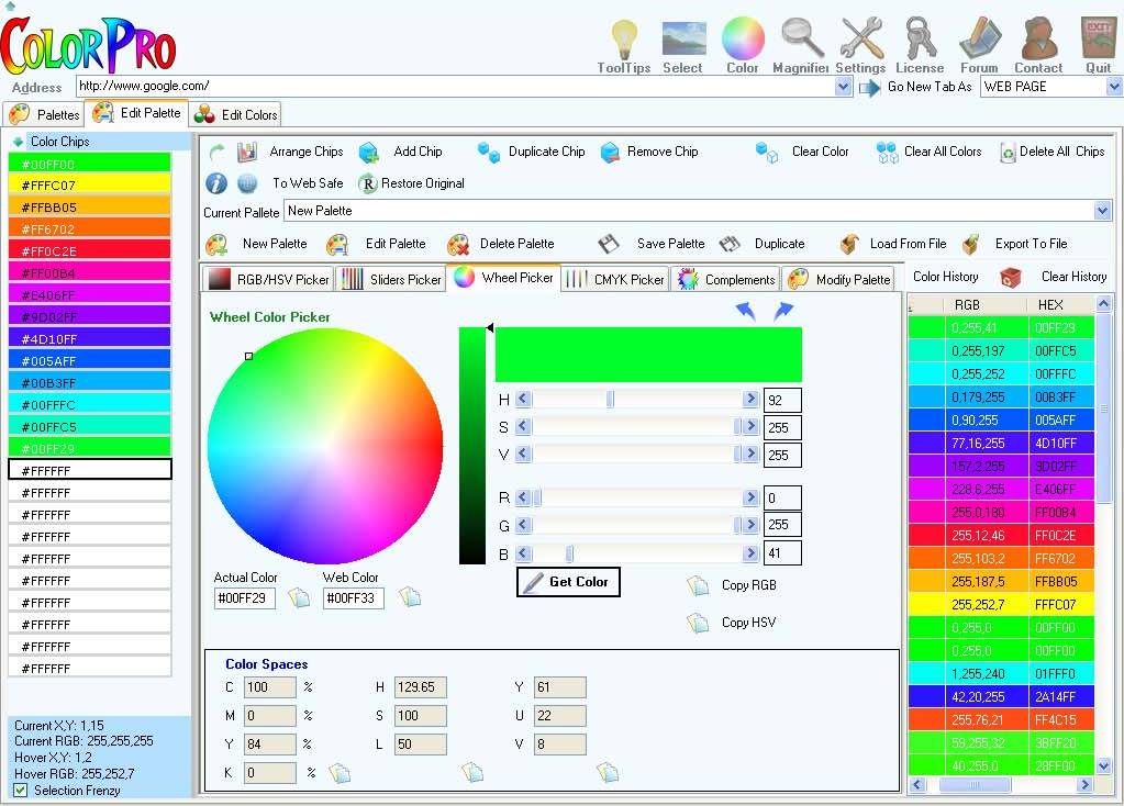 ColorPro Screenshot 9