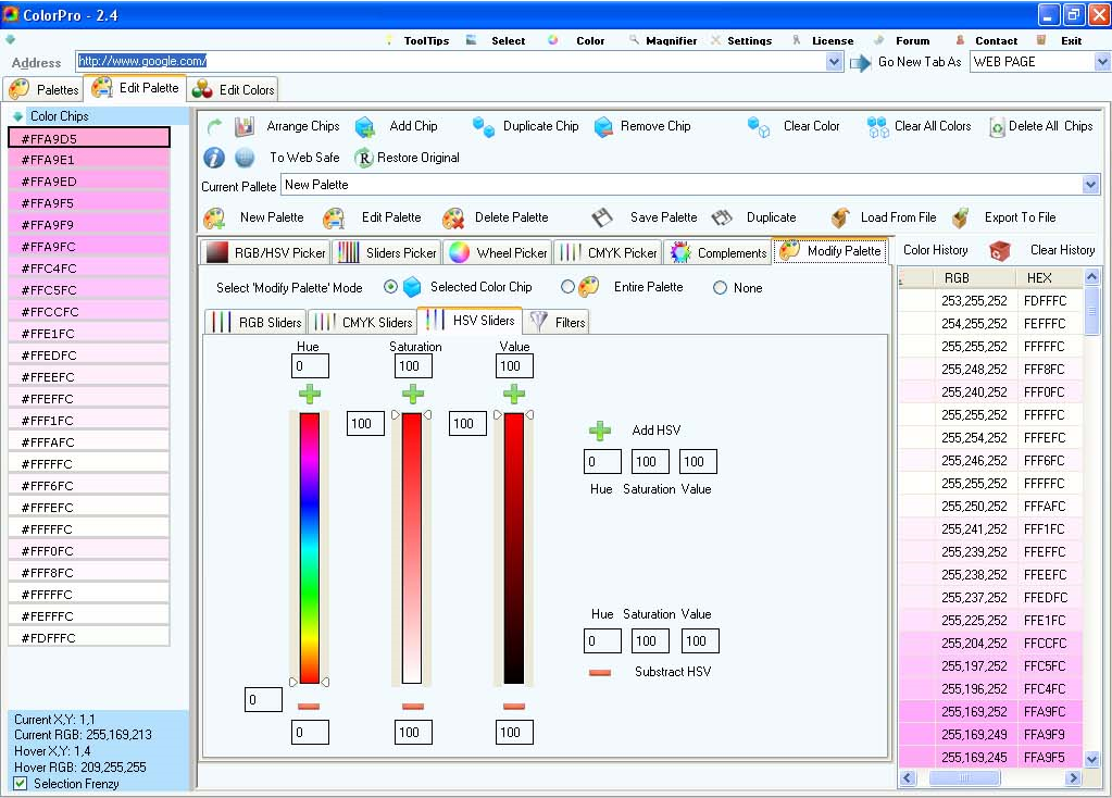 ColorPro Screenshot 14