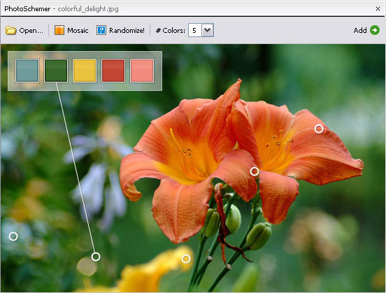 ColorSchemer Studio 2, Design, Photo & Graphics Software Screenshot