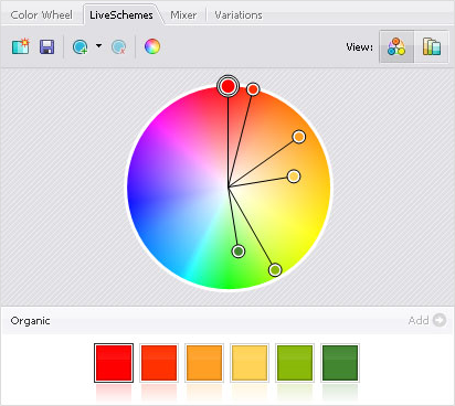 ColorSchemer Studio 2 Screenshot 13