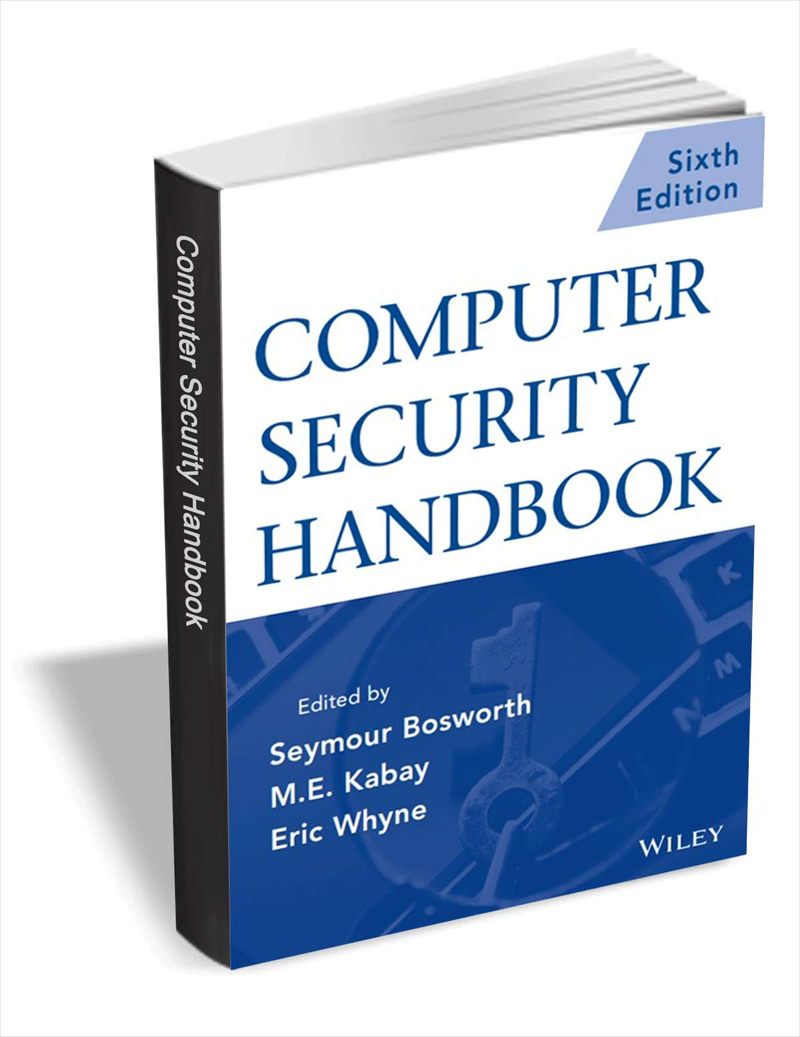Computer Security Handbook, 6th Edition ($130 Value) FREE For a Limited Time Screenshot