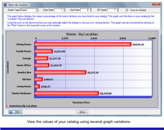 Computerize Your Assets - Standard, Other Utilities Software Screenshot
