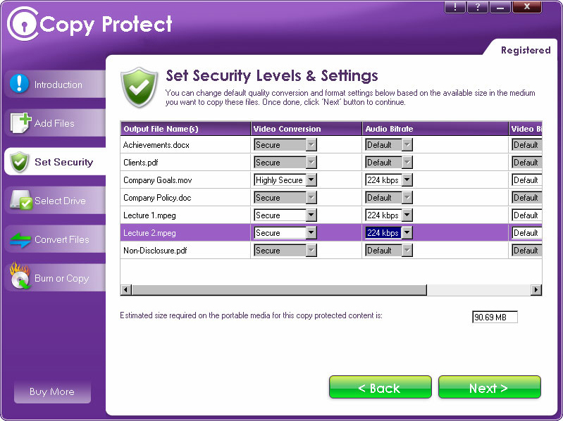 Download Protect Software ProtectBURN Video for free