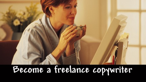Copywriting 101: Start making money from home! Screenshot