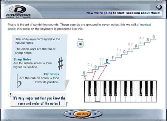 d 39 accord keyboard method music software download for pc. Black Bedroom Furniture Sets. Home Design Ideas