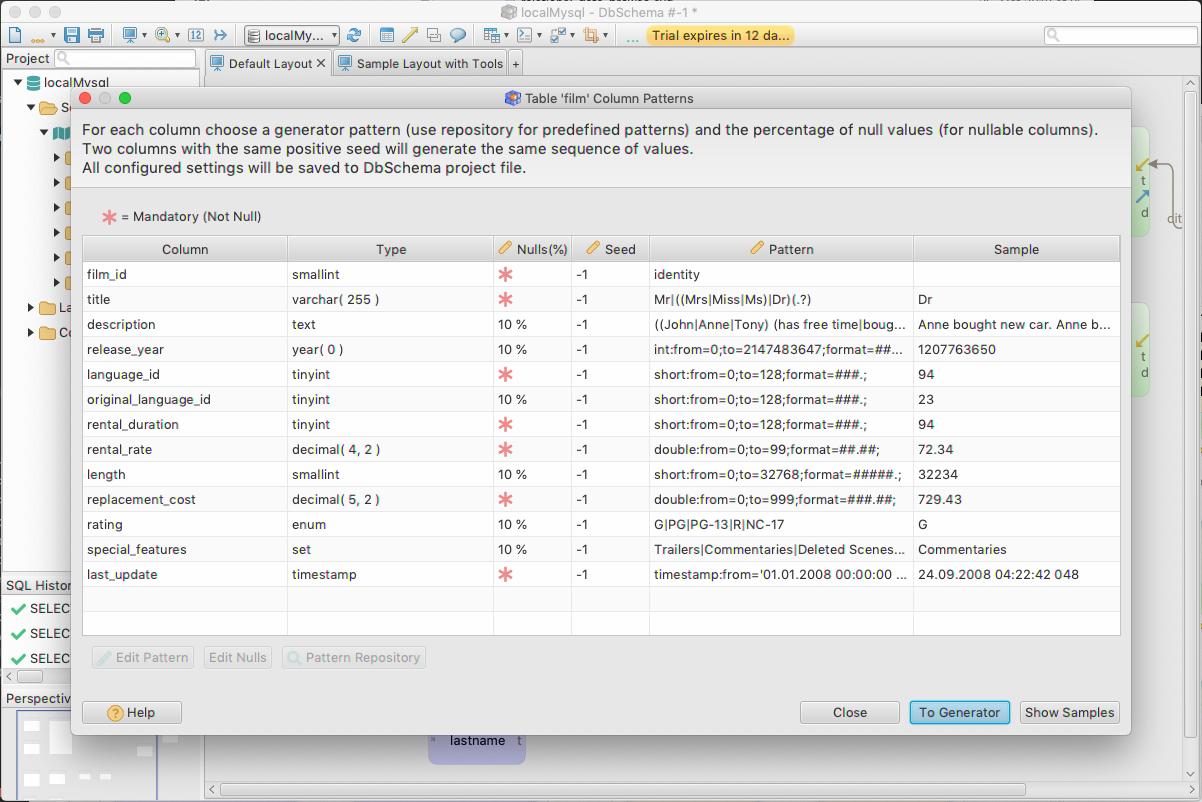DbSchema: Database Diagram Designer Screenshot 8