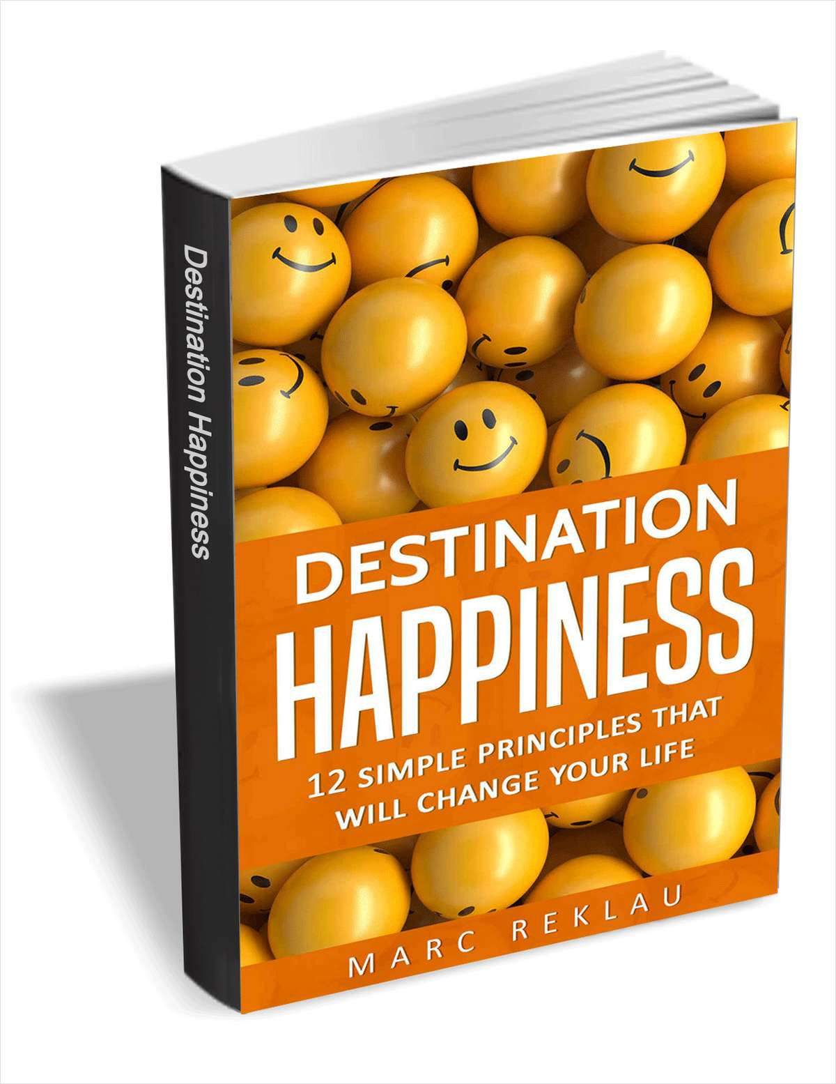 Destination Happiness - 12 Simple Principles That Will Change Your Life ($4.99 Value) FREE For a Limited Time Screenshot