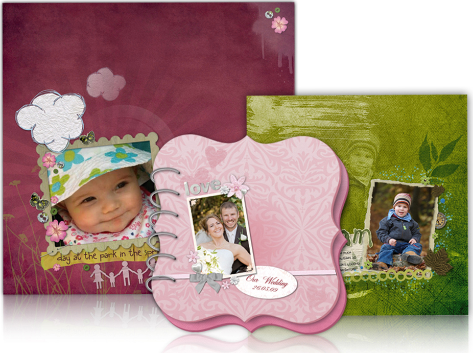 Digital Scrapbook Artist 2 Screenshot