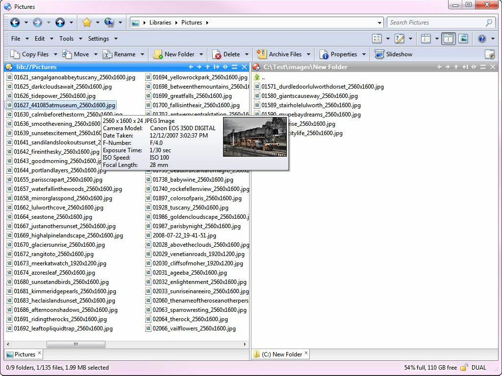 Directory Opus 10 Pro Screenshot