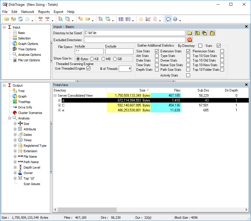 Disk Triage Screenshot 11