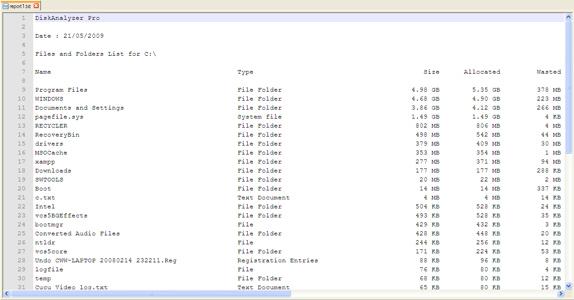DiskAnalyzer Pro Screenshot 13